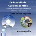 Cursos de informática na aula INFO para o mes de marzo