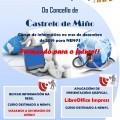 Cursos de  informátca en el aula INFO para el mes de diciembre en Castrelo de Miño
