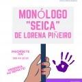 25N Día internacional contra a violencia de xénero en Macendo (Castrelo de Miño)