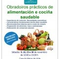 Obradoiros prácticos de alimentación e cociña saudable