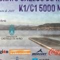 CAMPIONATO GALEGO DE INVERNO K1/C1 5000 METROS