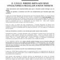 O C.R.D.O. Ribeiro insta aos seus viticultores a recoller a nova tarxeta